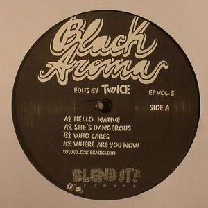 TWICE (BLEND IT!) - Black Aroma EP Vol 5