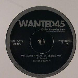 BROWN, Barry - Mr Money Man