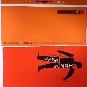 ELLINGTON, Duke - Anatomy Of A Murder (Soundtrack)