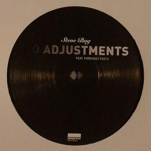 BUG, Steve feat FOREMOST POETS - No Adjustments