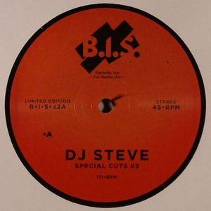 DJ STEVE - Special Cuts #3 & #4
