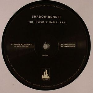 SHADOW RUNNER - The Invisible Man Files 1