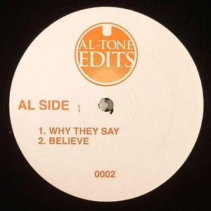 AL TONE EDITS - Al Tone 0002