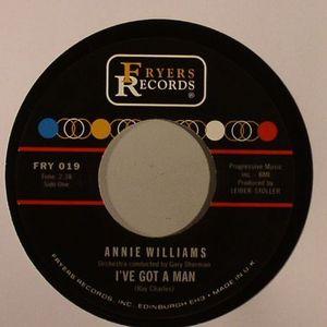 WILLIAMS, Annie/BABY JANE & THE ROCKABYES - I've Got A Man
