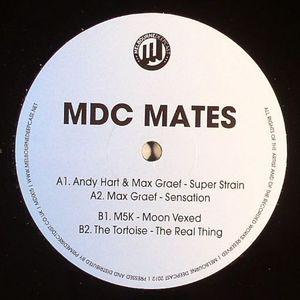 HART, Andy/MAX GRAEF/M5K/THE TORTOISE - MDC Mates