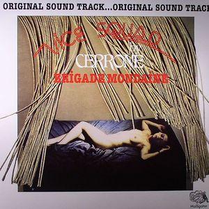 CERRONE - Brigade Mondaine aka Vice Squad (Soundtrack)