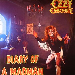 OSBOURNE, Ozzy - Diary Of A Madman: 30th Anniversary Vinyl Edition (remastered)