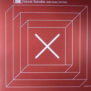 XENAKIS, Iannis - GRM Works 1957-1962