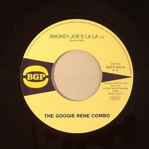 GOOGIE RENE COMBO, The/BROTHER JACK McDUFF - Smokey Joe's La La