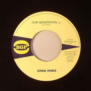HINES, Ernie/THE BLACKBYRDS - Our Generation