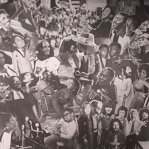 ROMARE - Love Songs: Part One EP