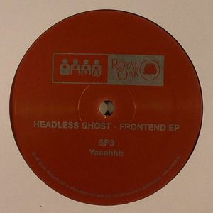 HEADLESS GHOST - Frontend EP
