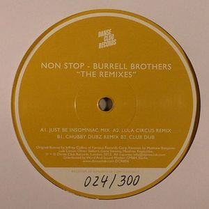 BURRELL BROTHERS - Non Stop