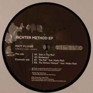FLORES, Matt - Richter Method EP