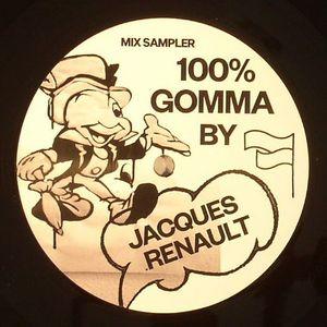 GBS/MUNK/MERCURY/HEADMAN - 100% Gomma By Jacques Renault Mix Sampler
