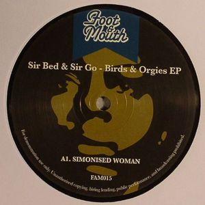 SIR BED & SIR GO - Birds & Orgies EP