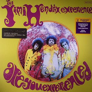 JIMI HENDRIX EXPERIENCE, The - Are You Experienced (mono) (remastered) (US sleeve)