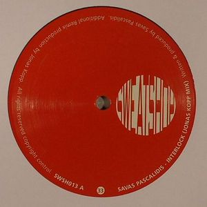 PASCALIDIS, Savas - Interlock (mixes)