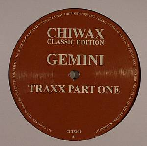 GEMINI - Traxx Part 1 Of 10