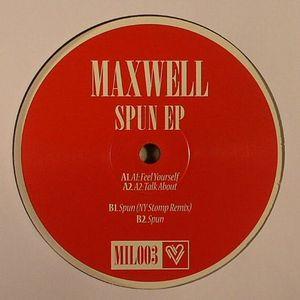 MAXWELL/NY STOMP aka GERD - Spun EP
