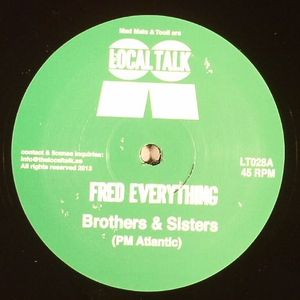 FRED EVERYTHING - Brothers & Sisters