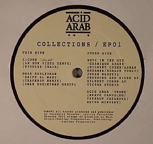 I CUBE/OMAR SOULEYMAN/BOYS IN THE OUD/ACID ARAB - Acid Arab Collections EP 01
