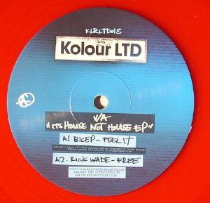 BICEP/RICK WADE/DJ SPRINKLES - It's House Not House EP