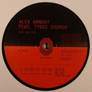 ARNOUT, Alex feat TYREE COOPER - One Nation