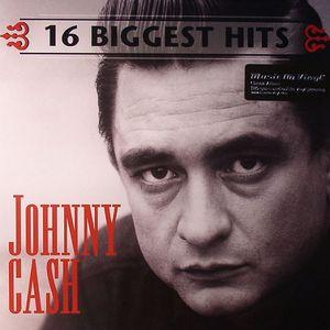 CASH, Johnny - 16 Biggest Hits