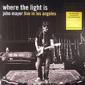 MAYER, John - Where The Light Is: Live In Los Angeles