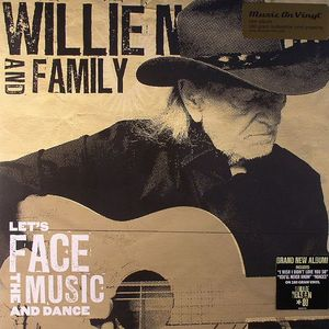 NELSON, Willie & FAMILY - Let's Face The Music & Dance
