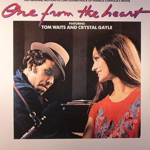WAITS, Tom/CRYSTAL GAYLE - One From The Heart (Soundtrack)