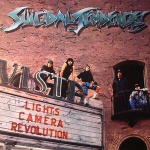 SUICIDAL TENDENCIES - Lights Camera Revolution
