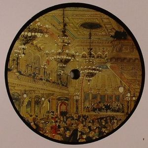 MR TOPHAT & ART ALFIE - Dusty Ballrooms EP
