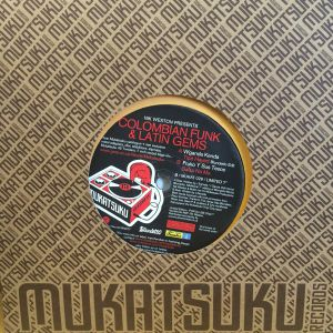 WGANDA KENYA/FRUKO Y SUS TESOS - Colombian Funk & Latin Gems 45