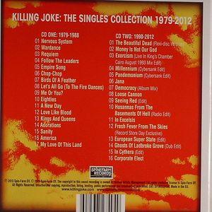 Killing Joke The Singles Collection 1979 2012 Vinyl At