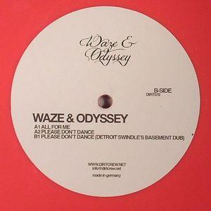WAZE & ODYSSEY - Please Don't Dance EP