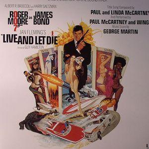 MARTIN, George/VARIOUS - Live & Let Die (Soundtrack)
