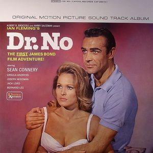 JOHN BARRY ORCHESTRA - Dr No (Soundtrack)