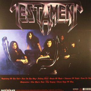 Testament Souls Of Black Vinyl At Juno Records