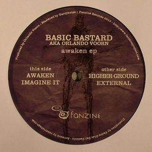 BASIC BASTARD aka ORLANDO VOORN - Awaken EP