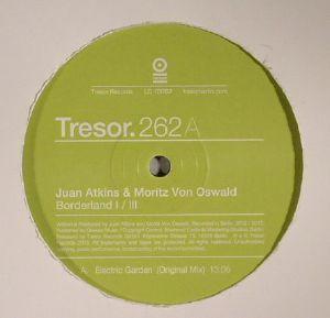 ATKINS, Juan/MORITZ VON OSWALD - Borderland I/III