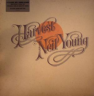 YOUNG, Neil - Harvest (remastered)