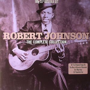 JOHNSON, Robert - The Complete Collection