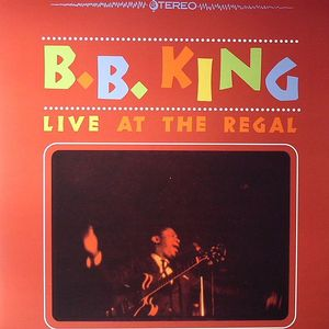 KING, BB - Live At The Regal
