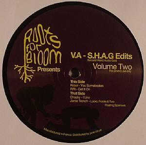 REBEL/RIRI/CHOCKY/JAMIE TRENCH - Shag Edits Volume 2