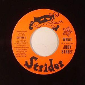 STREET, Judy/TINA MASON - What