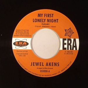 AKENS, Jewel - My First Lonely Night