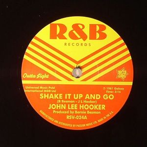 HOOKER, John Lee/HERB BIG DADDY ZANE - Shake It Up & Go
