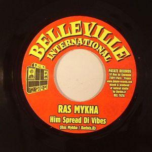 MYKHA, Ras/BARBES D - Him Spread Di Vibes